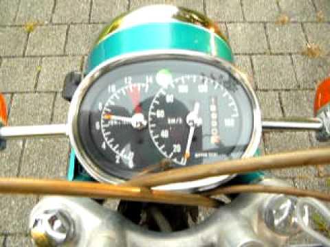 Honda CB 125 K3 Twin 1970