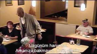 Jackass Bad Grandpa Shits On Wall HD