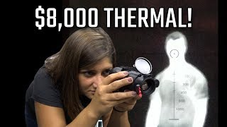 $8,000 Thermal Scope!?