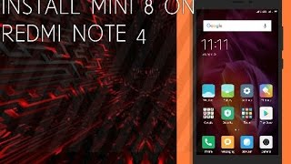 how to install stock rom on redmi note 4