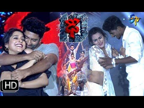 Dhee 10   9th August 2017  Full Episode   ETV Telugu