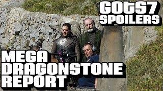 [Game of Thrones] Season 7 MEGA Spoiler Report | Jon & Dany | Davos Tyrion & Gendry |