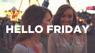 Flo Rida ft. Jason Derulo - Hello Friday (Owen Norton Remix)