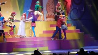 My Little Pony: El Show en Vivo. Teatro Coliseo