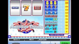 Jackpotjoy slots - American dream slot