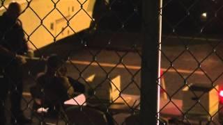Austin Police Restore Rundberg Command Post - Motel 6 at Rundberg & I-35 - 5/18/13 10PM