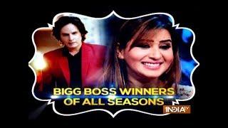 Rahul Roy to Shilpa Shinde: Bigg Boss winners of all seasons