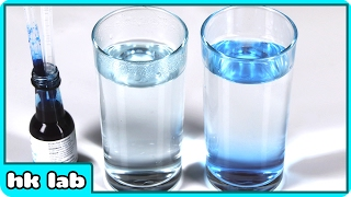 Testing the Speed of Water Molecules + Experimenting Light Refraction at home Science Experiments