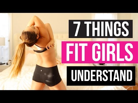 Xxx Mp4 7 Things Only Fit Girls Understand 3gp Sex