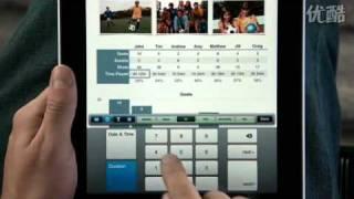 Apple iPad Numbers Tutorial - how to use Numbers on ipad