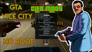 How To Download CLEO MOD,Cheats In GTA Vice City Android (Hindi/Urdu) (NO ROOT)