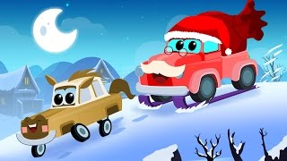 Zeek and friends | jingle bells | car rhymes for children