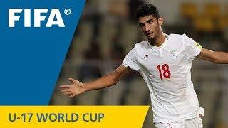 Match 6: Iran v Guinea – FIFA U-17 World Cup India 2017