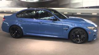 European Delivery  M3