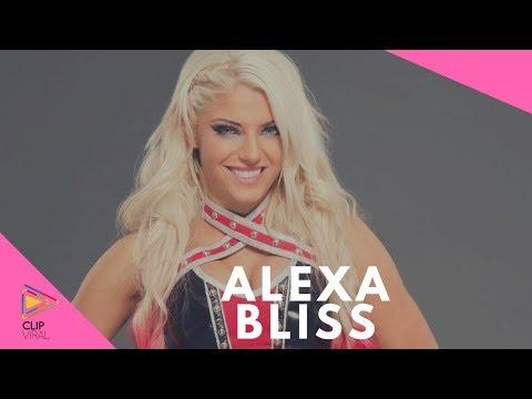 Xxx Mp4 Alexa Bliss Diva De La WWE Y RAW Clip Viral 3gp Sex