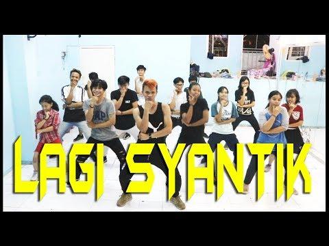 Lagi Syantik Dance Challenge #LagiSyantik - Siti Badriah - Cover - Parodi