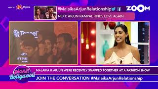 Latest news of malaika in bollywood on zoom
