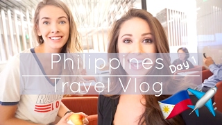 FIRST DAY IN THE PHILIPPINES FOR MISS UNIVERSE | #LifeWithNia
