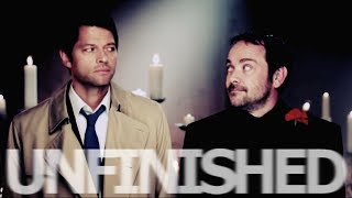unfinished vids   cas + crowley [not as a ship, separate]