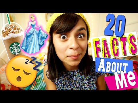 20 Facts About Me JUST GISELLE GEM Sisters