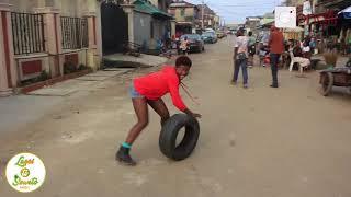 CDQ   Woss (Wo Refix) LagostosowetoDance Video