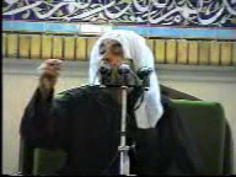 نعي الشيخ عيسى حزين جدا