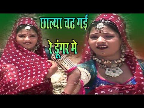 Xxx Mp4 Rajasthani Song 2017 छाल्या चढ़ गयी रे डूंगर पे Chalya Chad Gayi Re रानी रंगीली Rani Rangili 3gp Sex