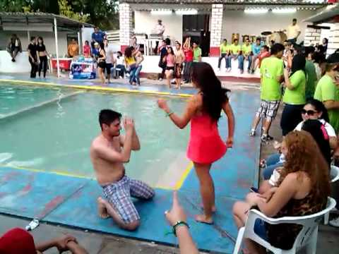 Semana cultural uacya baile cachondo.