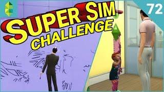 SUPER SIM CHALLENGE | Toddler Skills (Part 72)