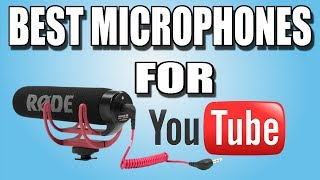 Top 10 Microphones Under $100 FOR YOUTUBE (On Amazon)