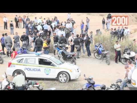 Asesinato de Maikel Torres subjefe de la División de Vehiculos del Cicpc.
