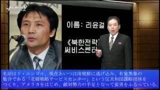 北朝鮮 「高学歴脱北者」の仮面をはがす uriminzokkiri 2017/03/09 オリジナル日本語字幕