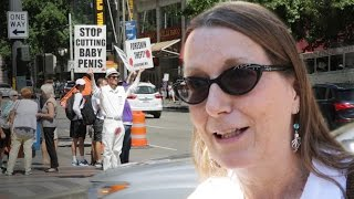 A Woman's View on Male Circumcision