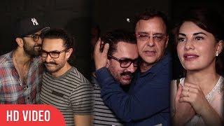 Secret Superstar Reactions  Ranbir Kapoor, Jacqueline, Gauri khan, Vidhu Vinod  Viralbollywood