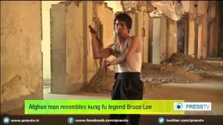 Bruce lee Reborn in Afghanistan!!!!!!!