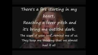 Adele  Rolling in the deep grammy 2012 karaoke