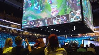 Esports and the Rise of the Digital Athlete