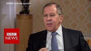 Sergei Lavrov: