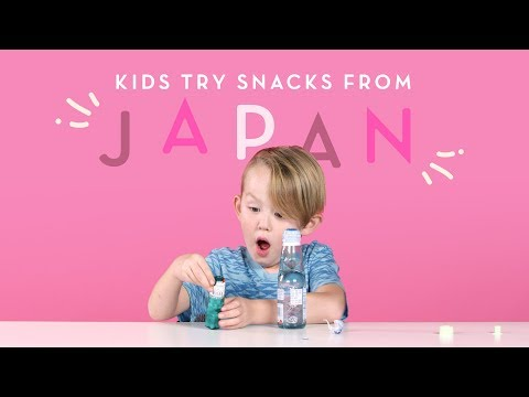 Xxx Mp4 Kids Try Snacks From Japan 3gp Sex