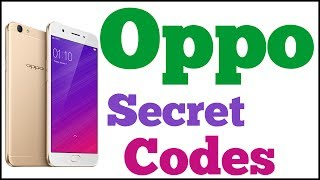 Oppo Mobile Secret Code By Technical Solution