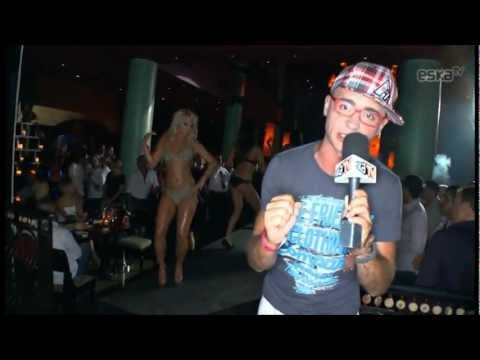 Finał Miss Club Poland 2011 w Egipcie part 3 relacja Eska TV. klub Little Buddha