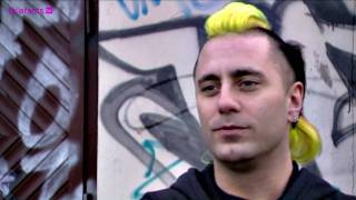 The Casualties Interview (Jake Kolatis) 2011