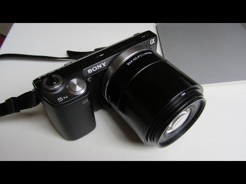 Test #54 Sony NEX 5N - Sigma 60mm F2.8 DN Art Unboxing