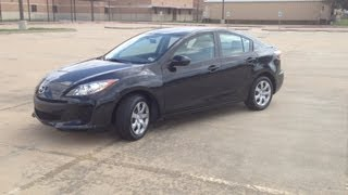 My 2013 Mazda 3 Review