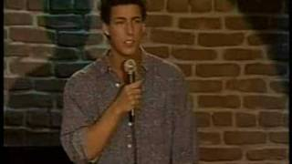 Adam Sandler Predicted his Success!!!
