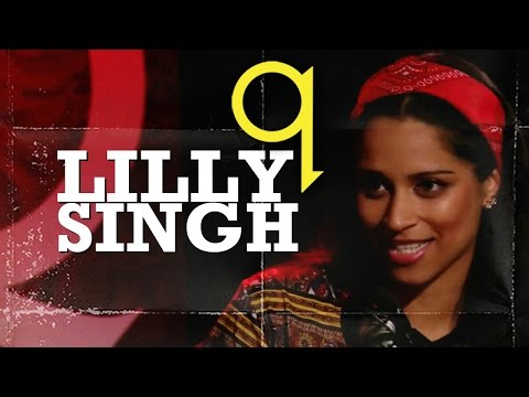 Lilly Singh on her parents (and their accents)