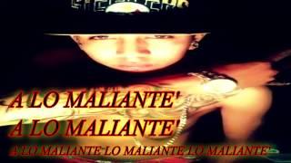 BIPER LIRIKA CALLEJERA  ''A LO MALIANTE'' 2015 SISMO RECORDS