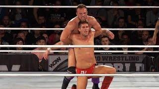 Zack Sabre Jr. vs. Alex Gracie (Pro Wrestling World Cup Finals)
