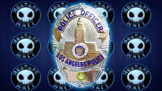 LAPD Captain suspended over allegation of illegal grow operation