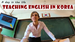 A Day In The Life Teaching English In Korea